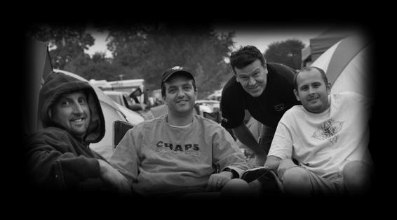 Davey, Derek, Dan, and Tom